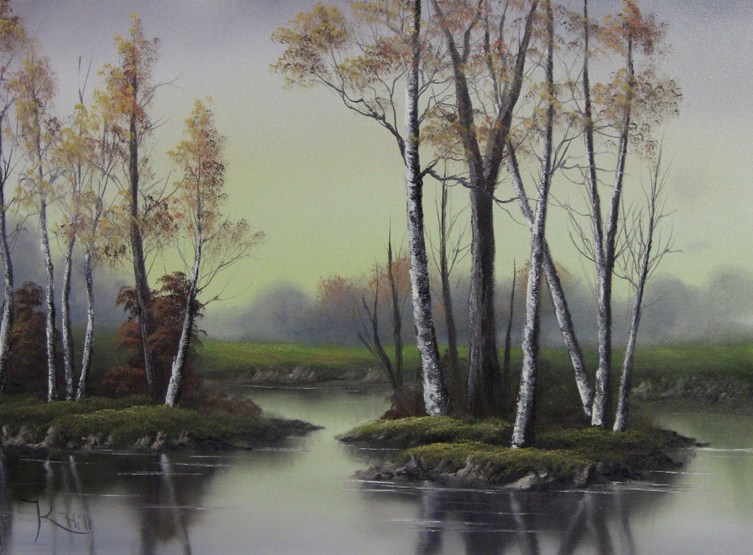 Oil Painting for Beginners DVDs - Paint with Kevin