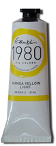 hansa yellow oil paint