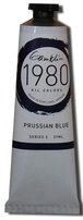 prussian blue oil