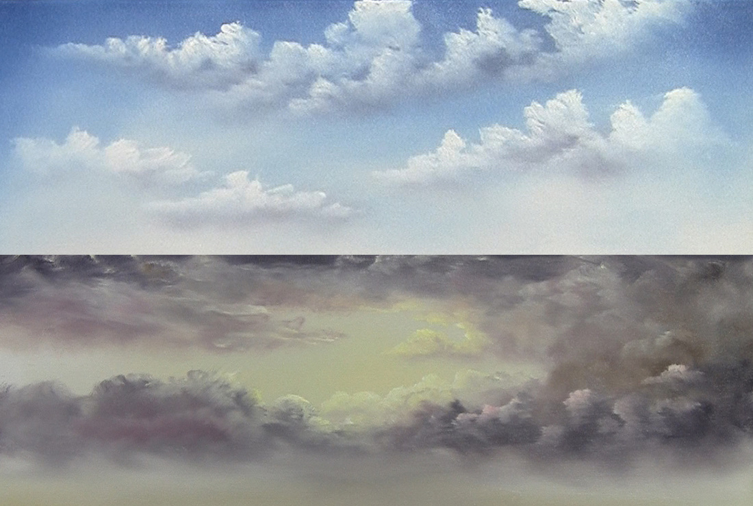 Cloud painting