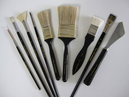 Kevin Hill Brushes