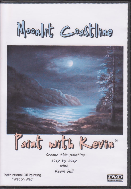 Seascape Painting DVD