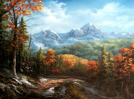 Autumn Valley