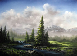 kevin hill painting