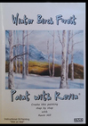 Winter Birch Forest DVD
